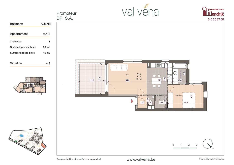 Appartement - Wavre - #3756295-16