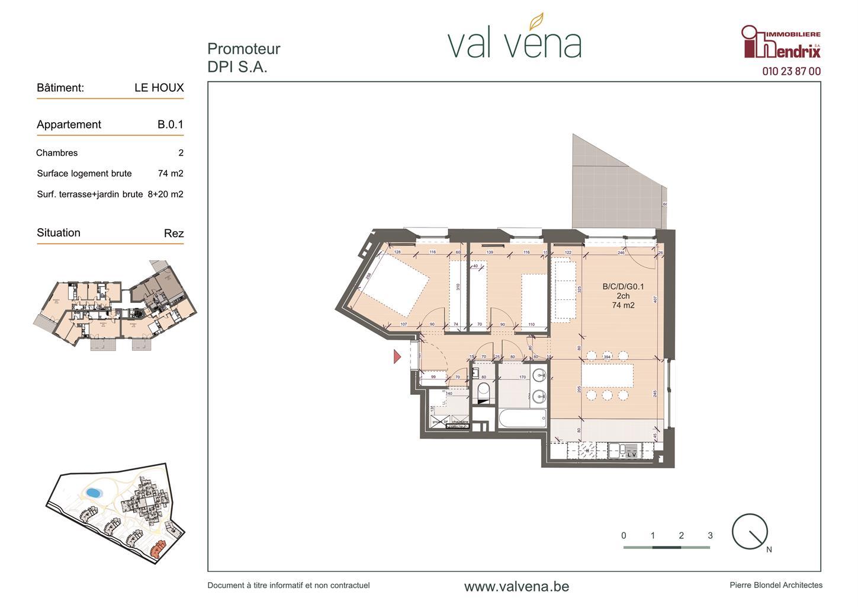 Appartement - Wavre - #3756297-0