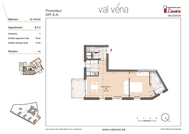 Appartement - Wavre - #3756300-0
