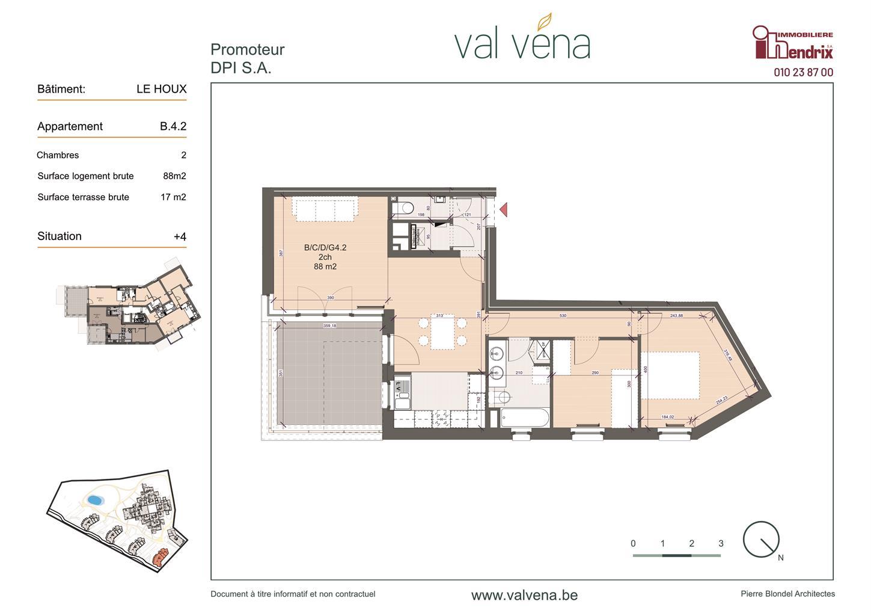 Appartement - Wavre - #3756312-16