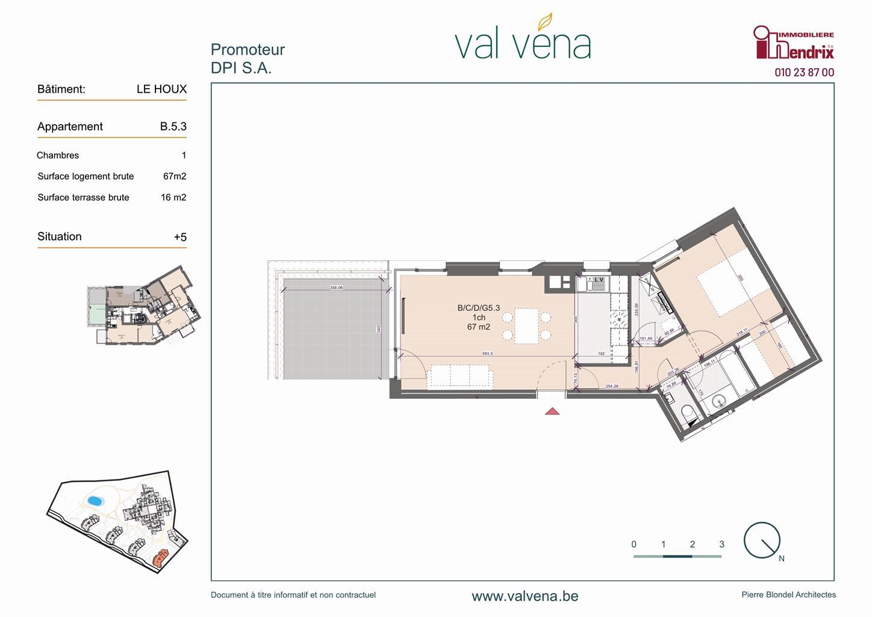 Appartement - Wavre - #3756339-0