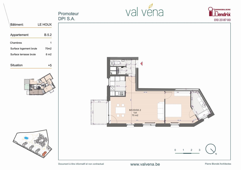 Appartement - Wavre - #3756342-0