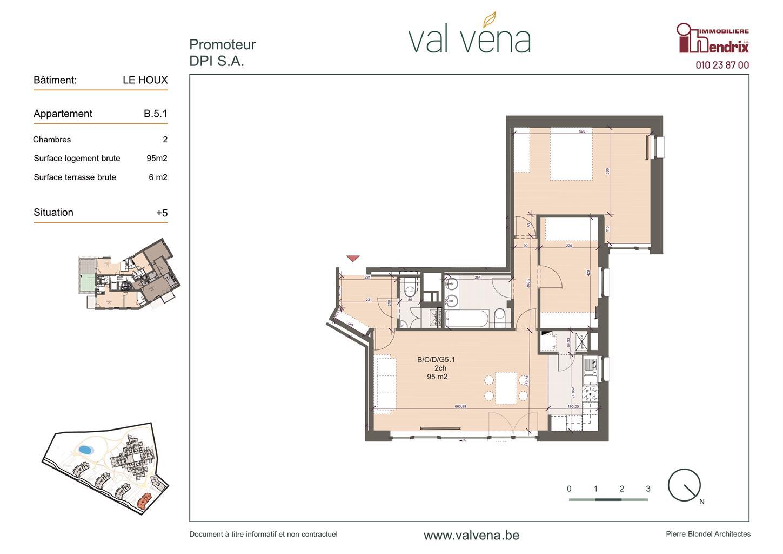Appartement - Wavre - #3756348-0