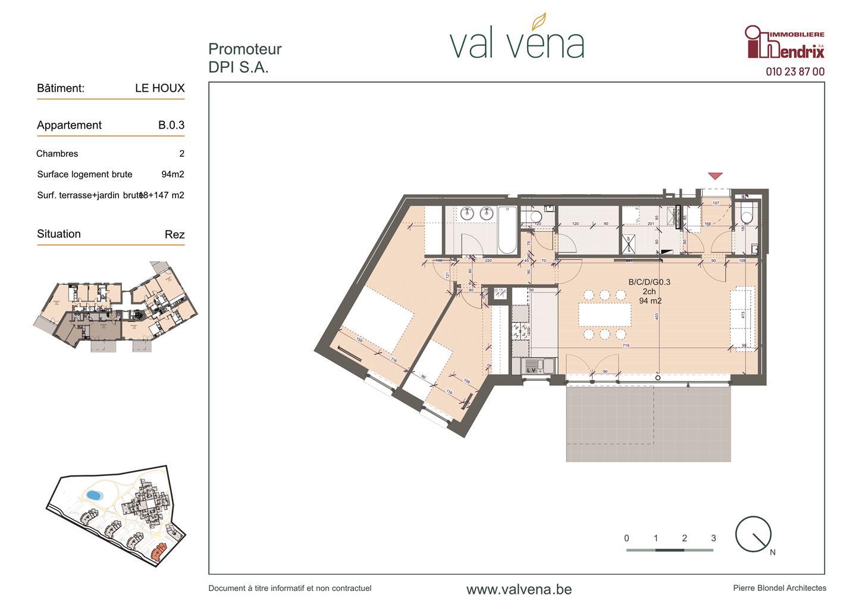 Appartement - Wavre - #3756349-0