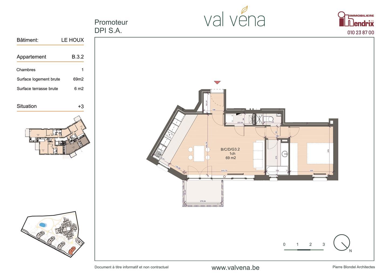 Appartement - Wavre - #3756353-0