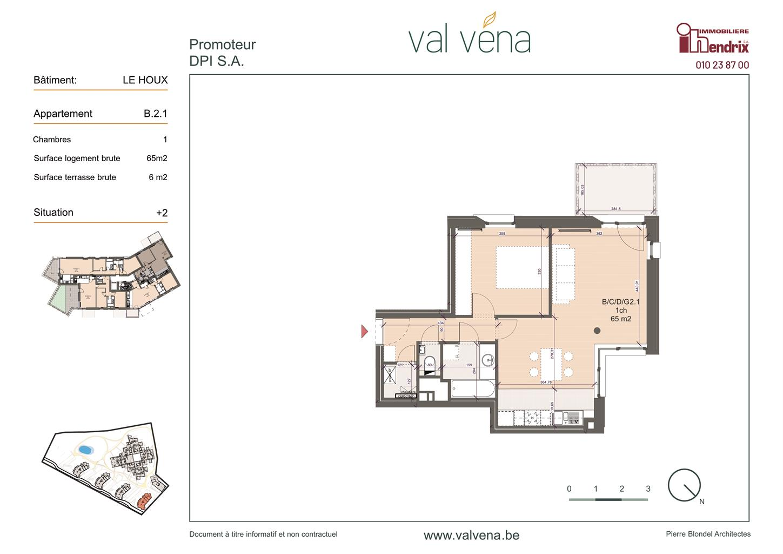 Appartement - Wavre - #3756355-0