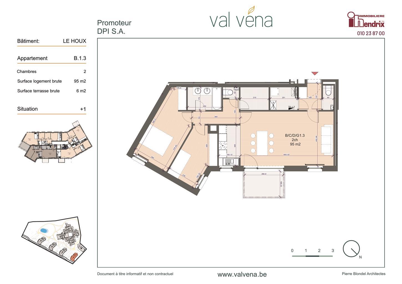 Appartement - Wavre - #3756361-0