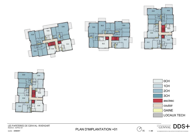 Appartement - Rixensart - #3779997-8