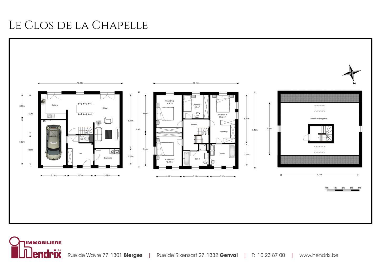 Maison - Eghezee - #3910192-3