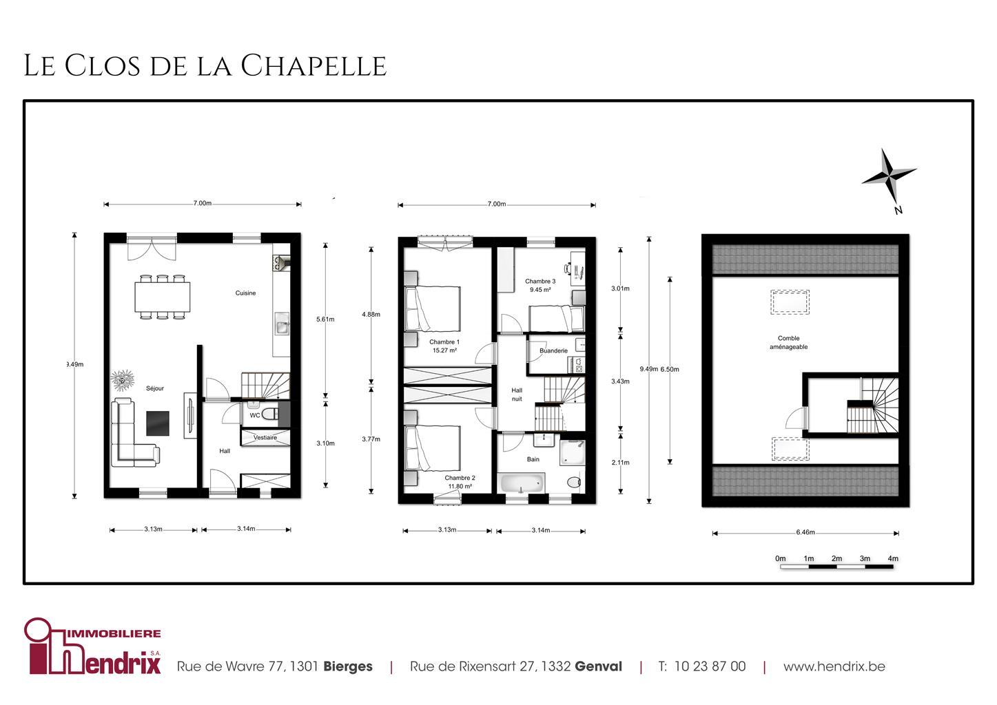 Maison - Eghezee - #3911626-3