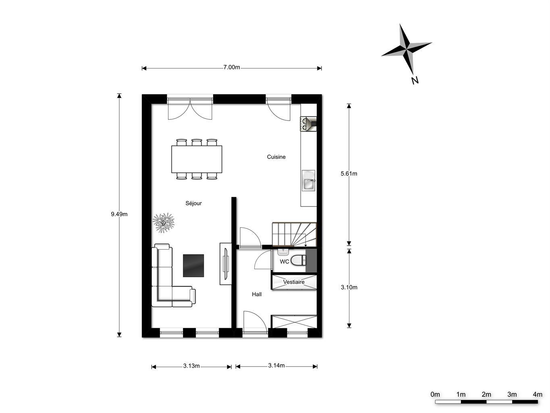 Maison - Eghezee - #3911627-8