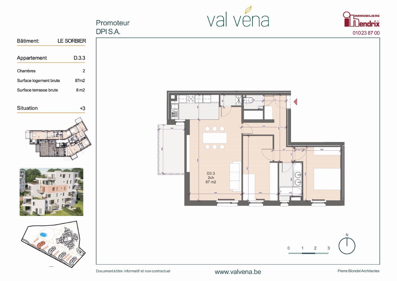 Appartement - Wavre - #4027051-1