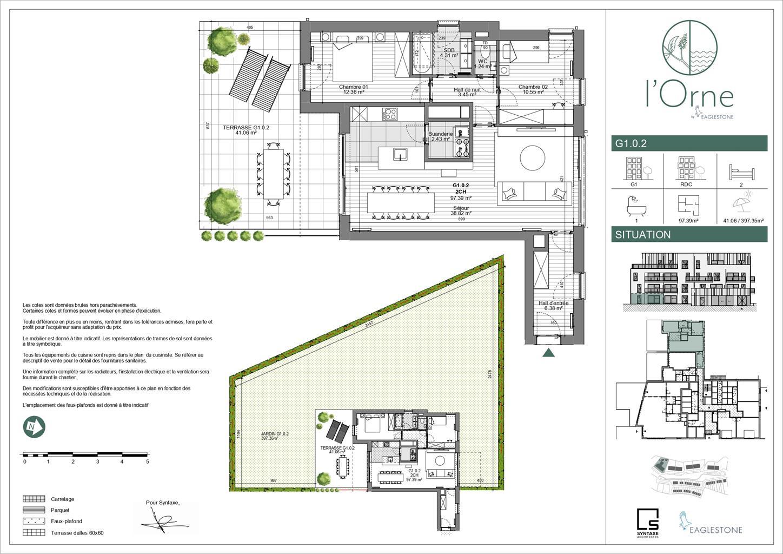 Appartement - Mont-Saint-Guibert - #4110372-8