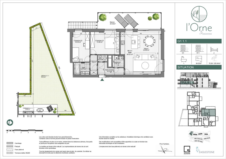 Appartement - Mont-Saint-Guibert - #4110405-2