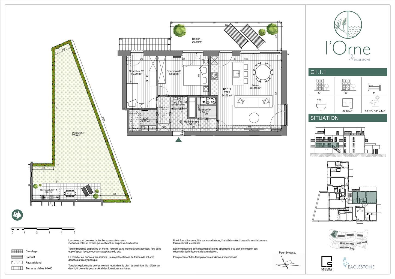 Appartement - Mont-Saint-Guibert - #4110405-0