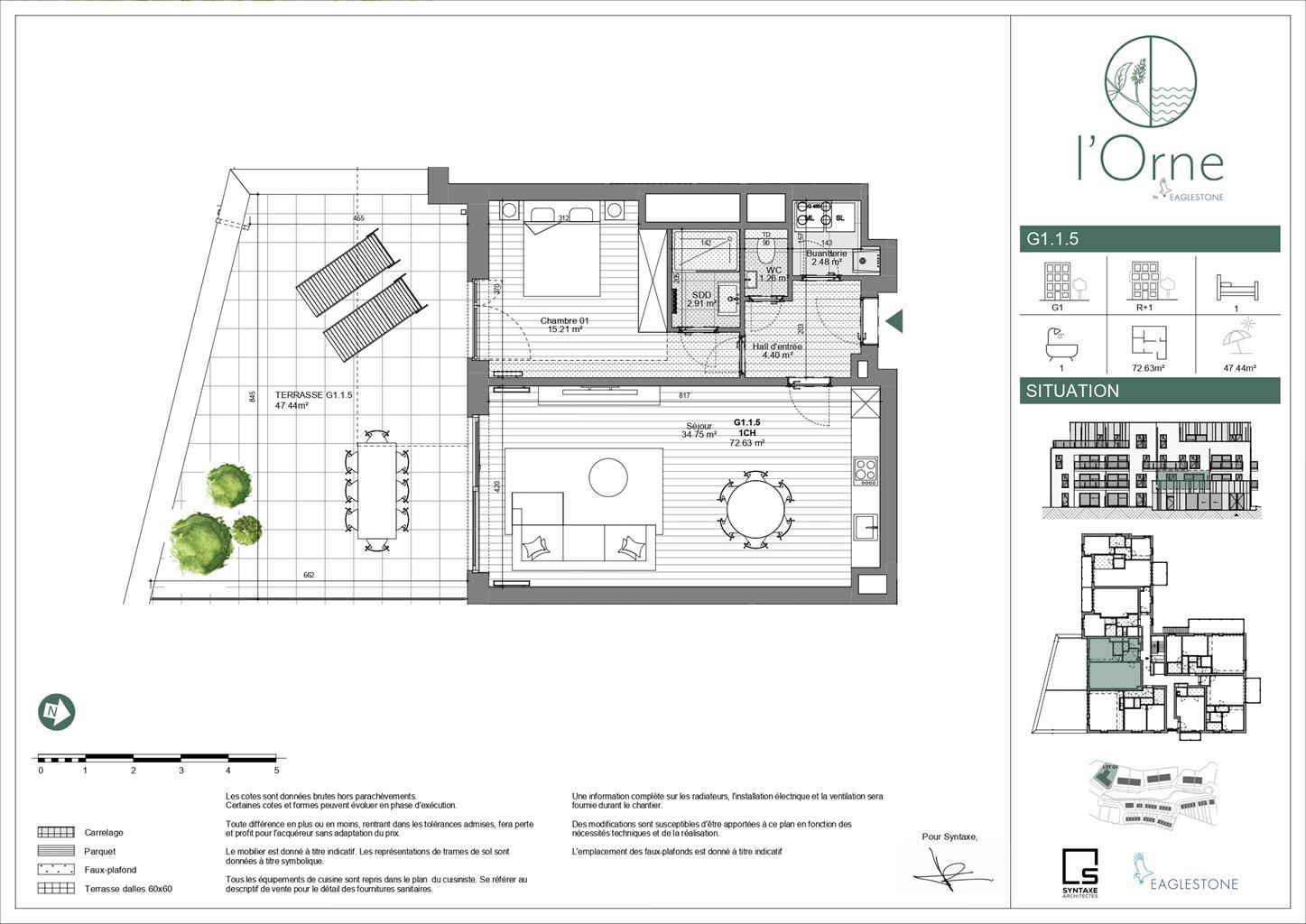Appartement - Mont-Saint-Guibert - #4110418-8