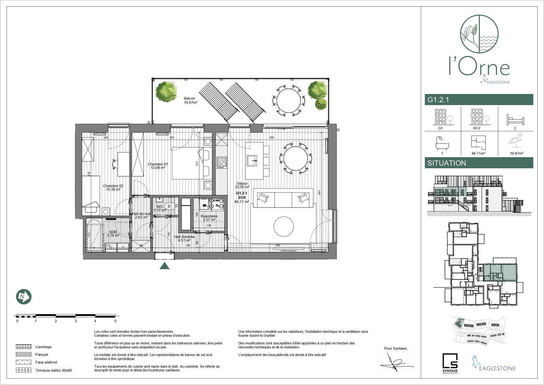 Appartement - Mont-Saint-Guibert - #4110443-8