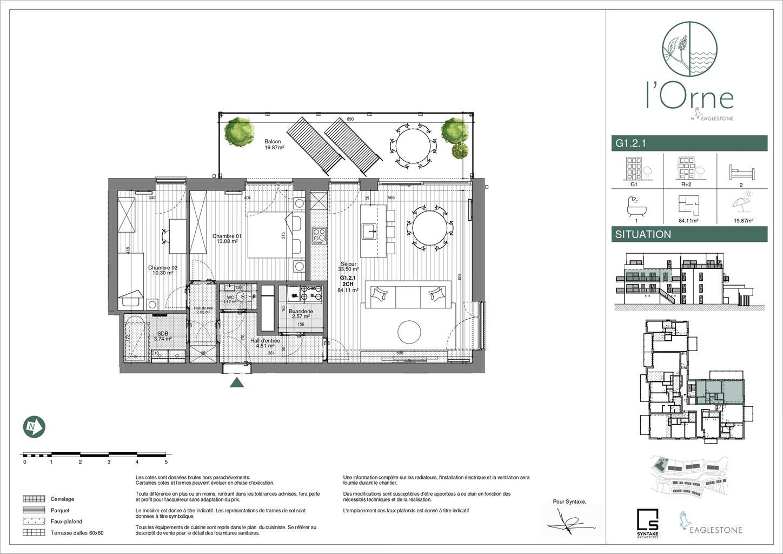 Appartement - Mont-Saint-Guibert - #4110443-0