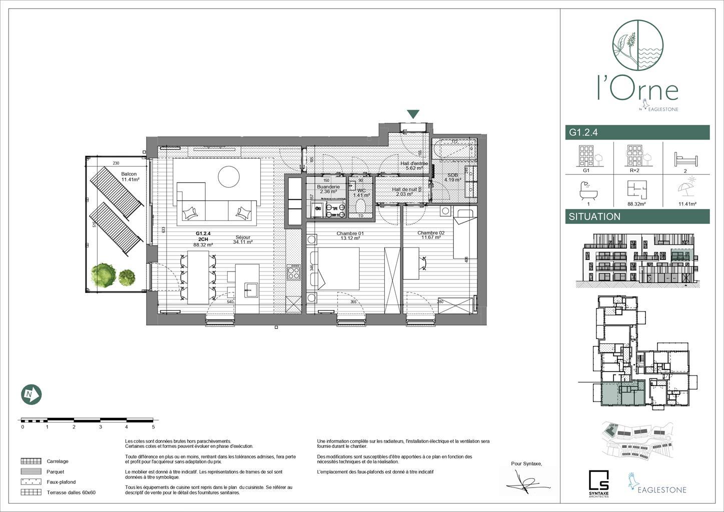 Appartement - Mont-Saint-Guibert - #4110454-8
