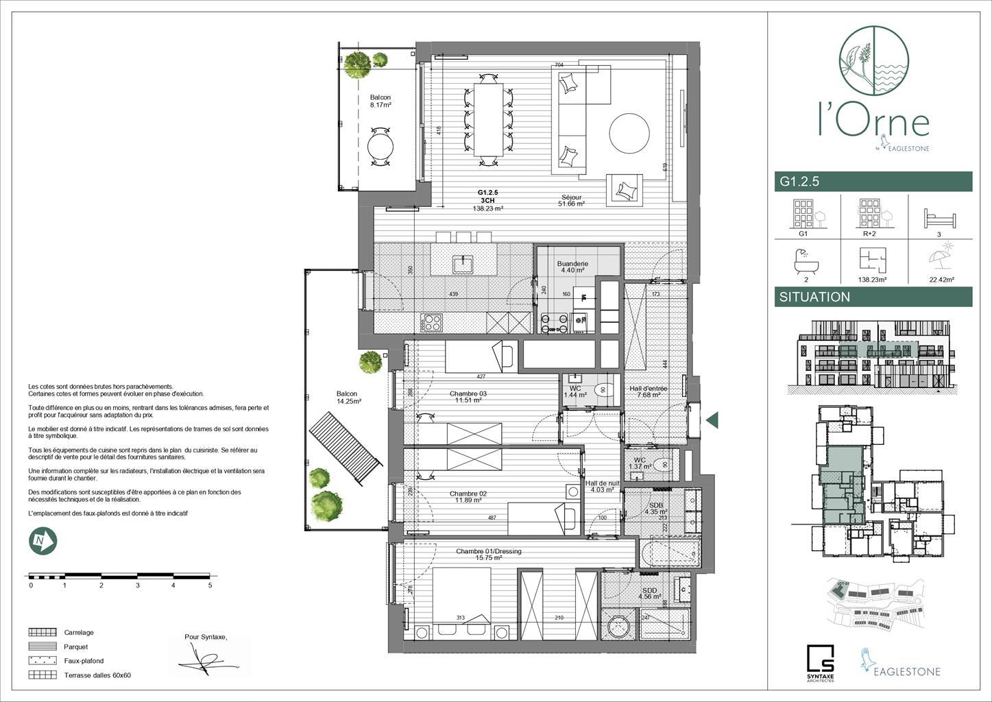 Appartement - Mont-Saint-Guibert - #4110457-8