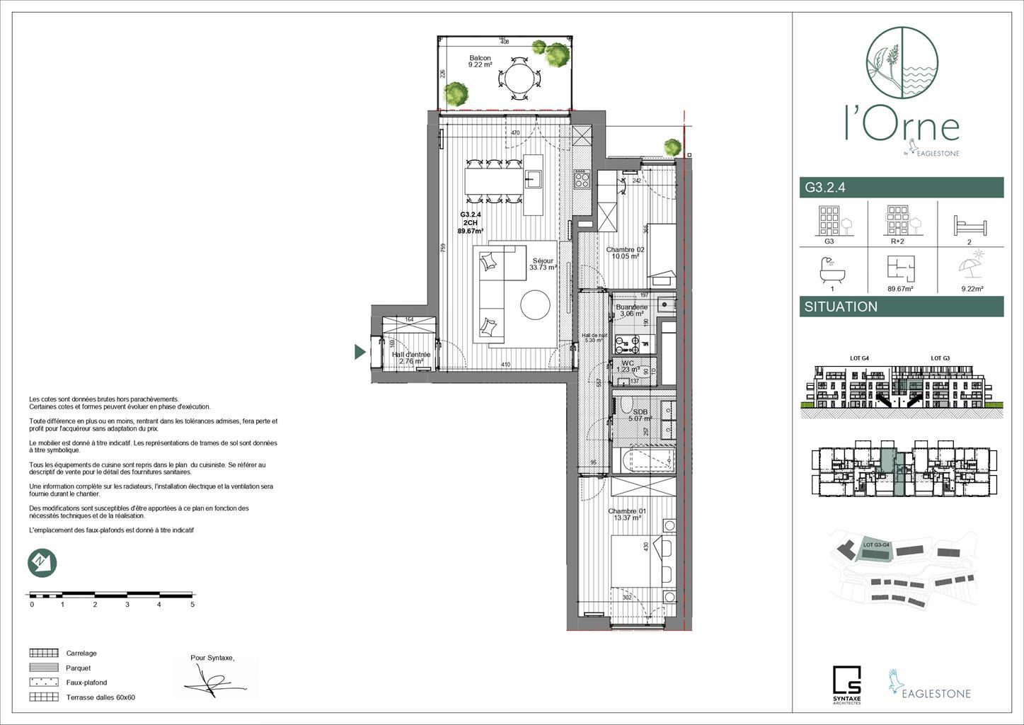 Appartement - Mont-Saint-Guibert - #4110628-1