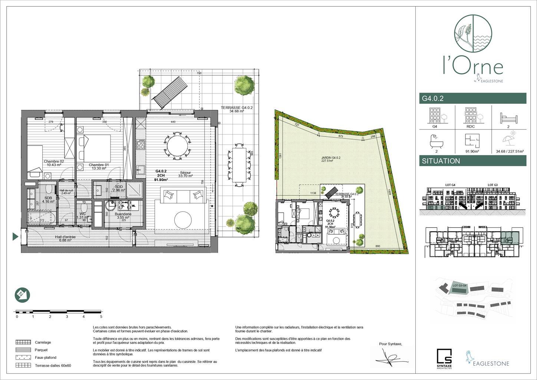 Appartement - Mont-Saint-Guibert - #4110849-8