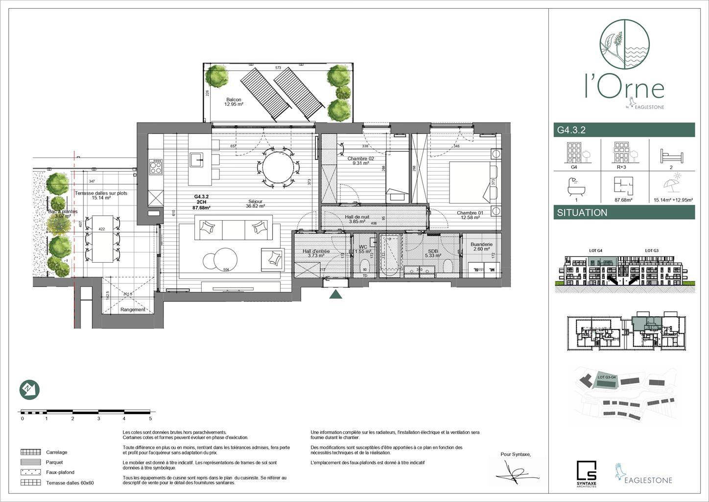 Appartement - Mont-Saint-Guibert - #4110888-8