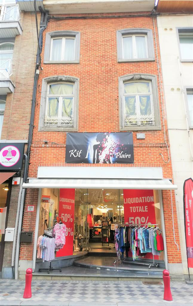 Immeuble commercial - Wavre - #4129533-0