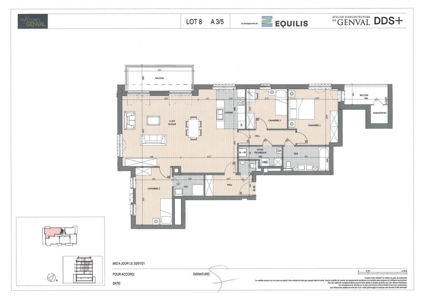Appartement - Rixensart - #4143534-0