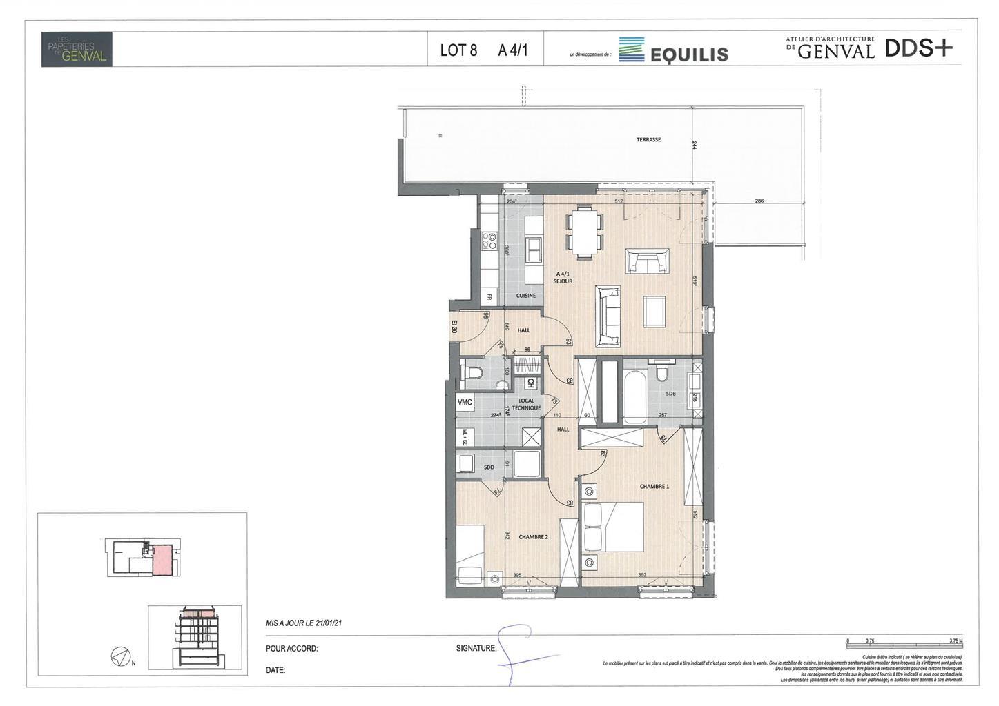 Appartement - Rixensart - #4143536-0