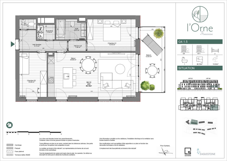 Appartement - Mont-Saint-Guibert - #4156105-5