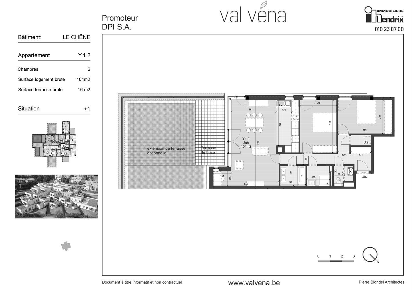 Appartement - Wavre - #4199960-1