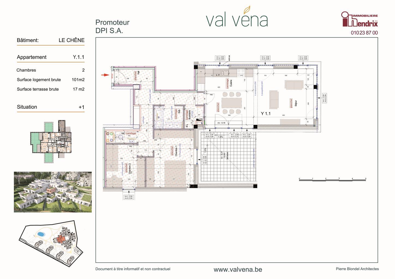 Appartement - Wavre - #4199962-0
