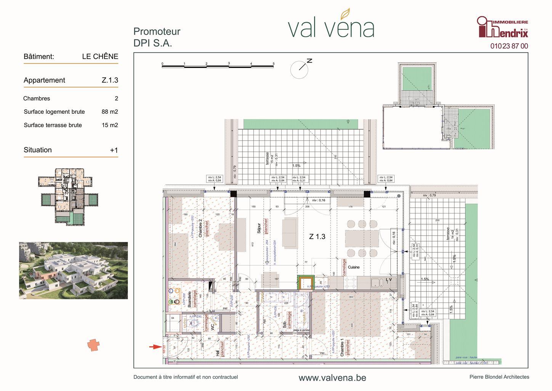 Appartement - Wavre - #4199963-0