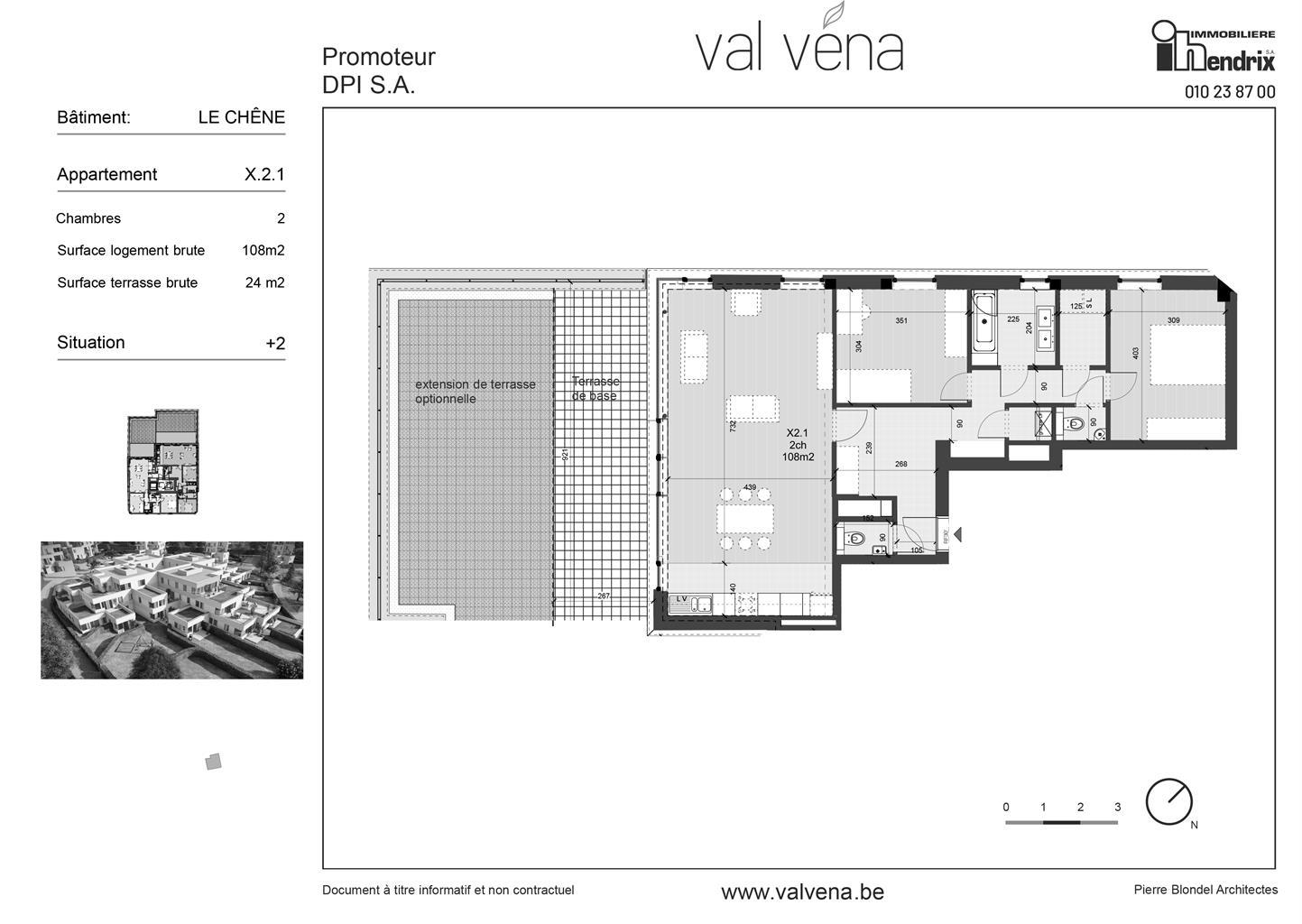 Appartement - Wavre - #4199966-1