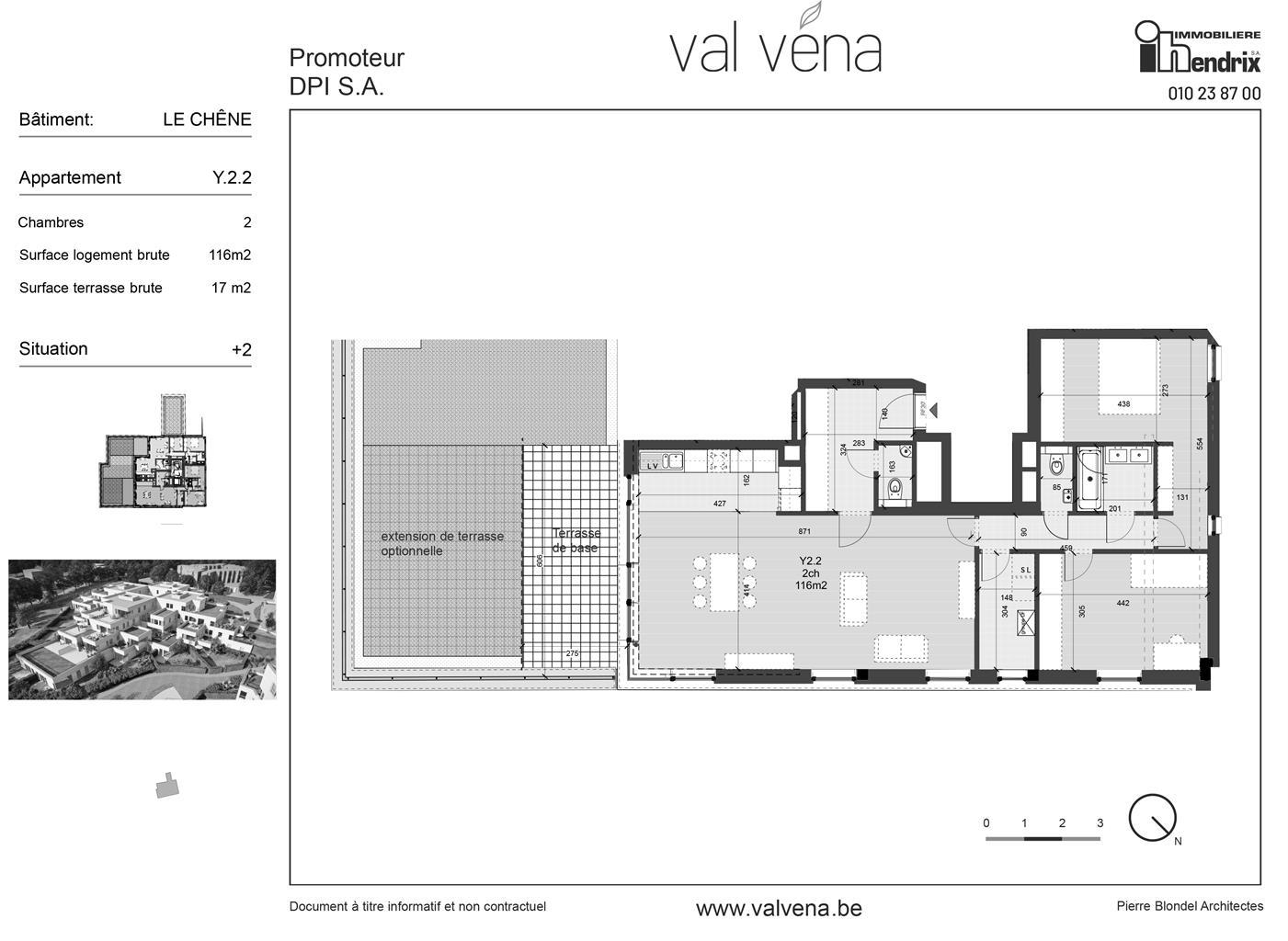 Appartement - Wavre - #4199967-1