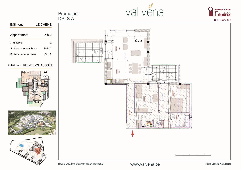 Appartement - Wavre - #4199974-0