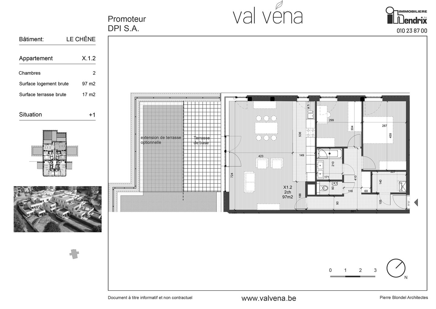 Appartement - Wavre - #4199990-2
