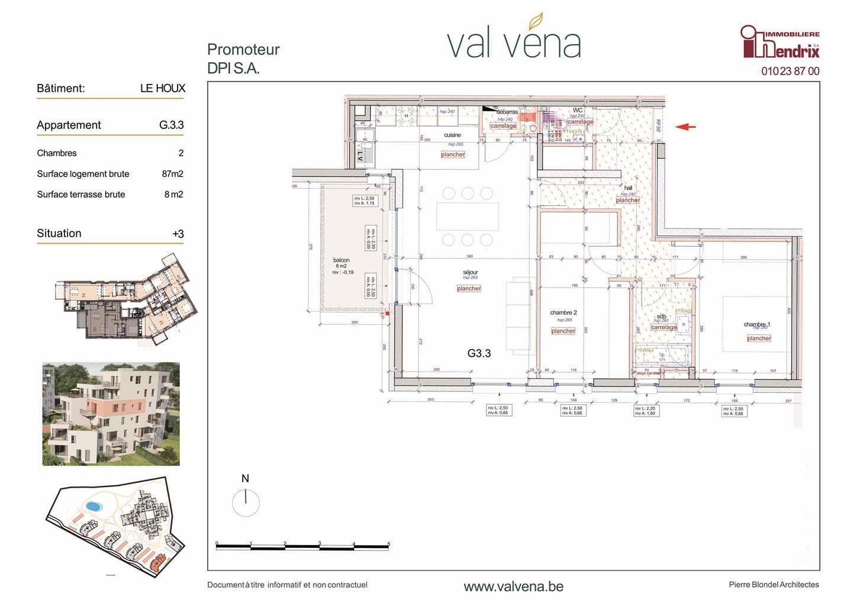 Appartement - Wavre - #4200036-0