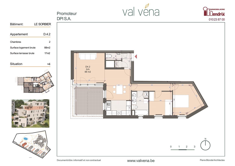 Appartement - Wavre - #4200106-6