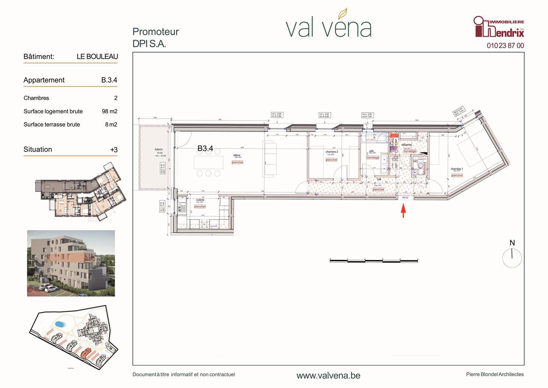 Appartement - Wavre - #4200128-0