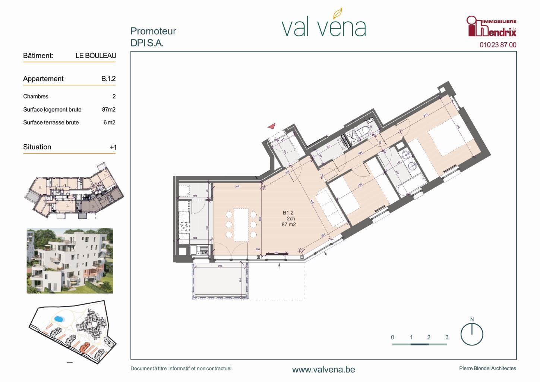 Appartement - Wavre - #4200137-6