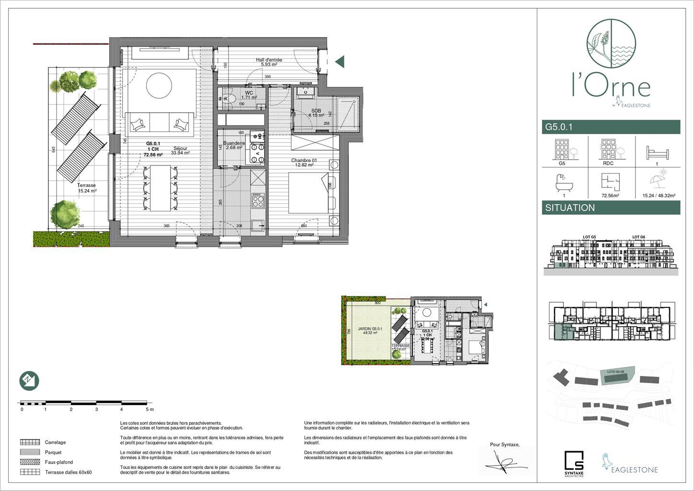 Appartement - Mont-Saint-Guibert - #4270880-0