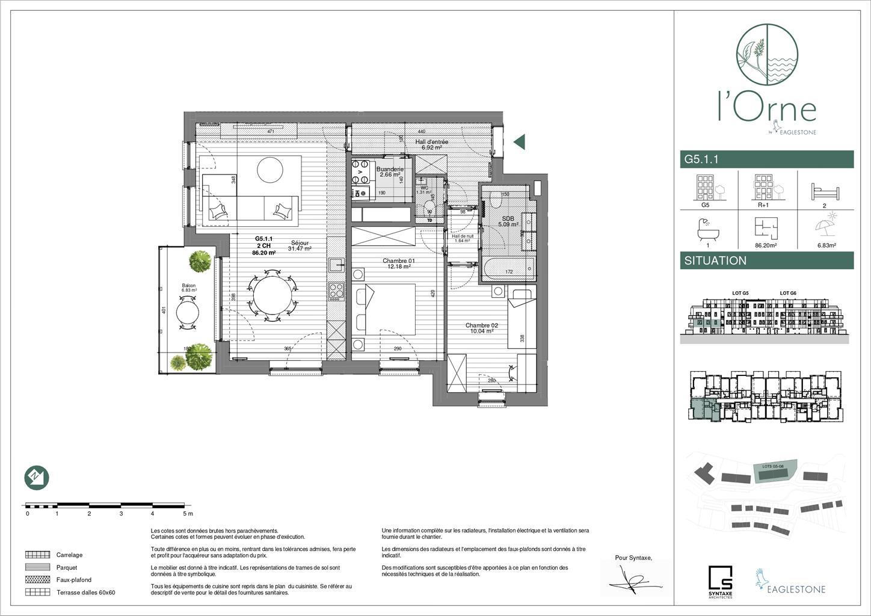Appartement - Mont-Saint-Guibert - #4270884-0