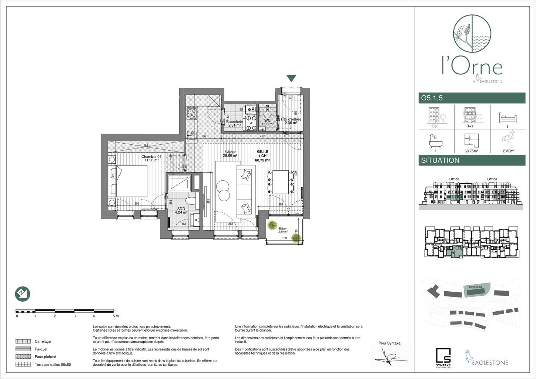 Appartement - Mont-Saint-Guibert - #4270889-0