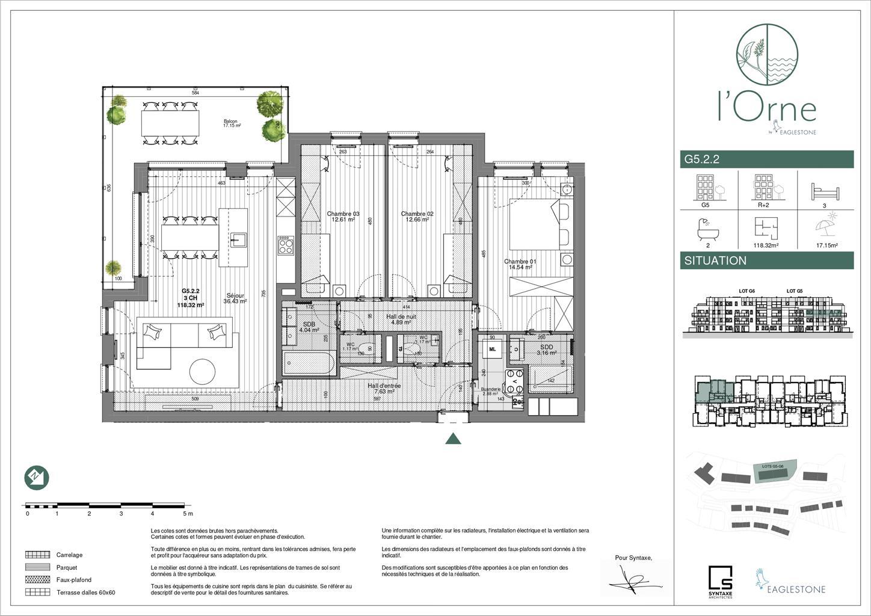 Appartement - Mont-Saint-Guibert - #4270892-0