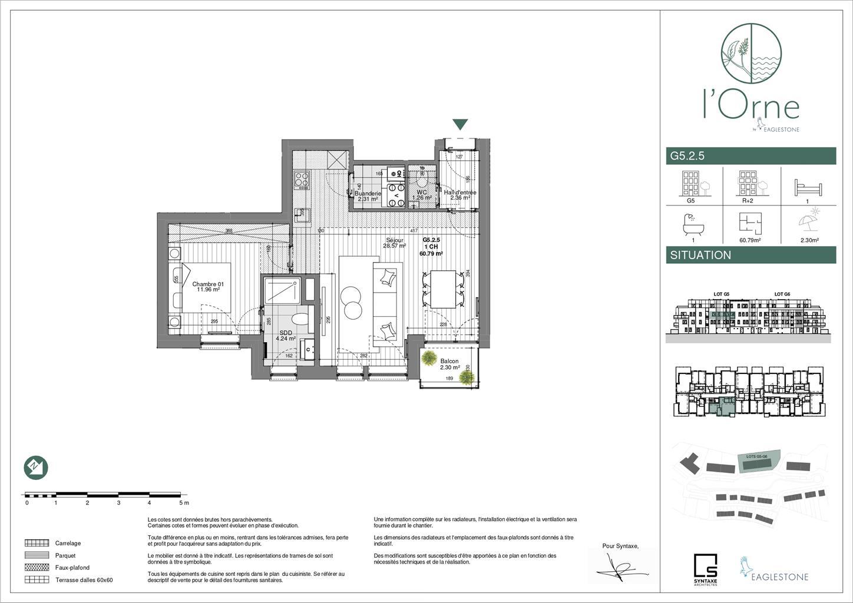 Appartement - Mont-Saint-Guibert - #4270895-0