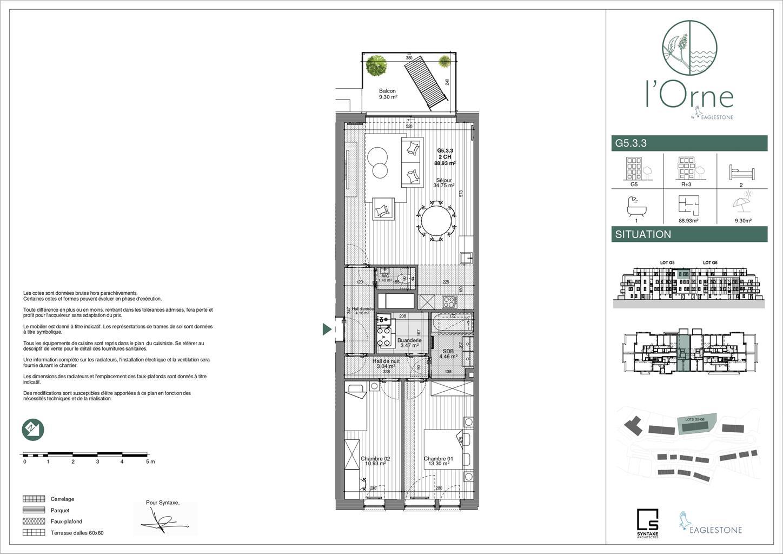Appartement - Mont-Saint-Guibert - #4270900-1