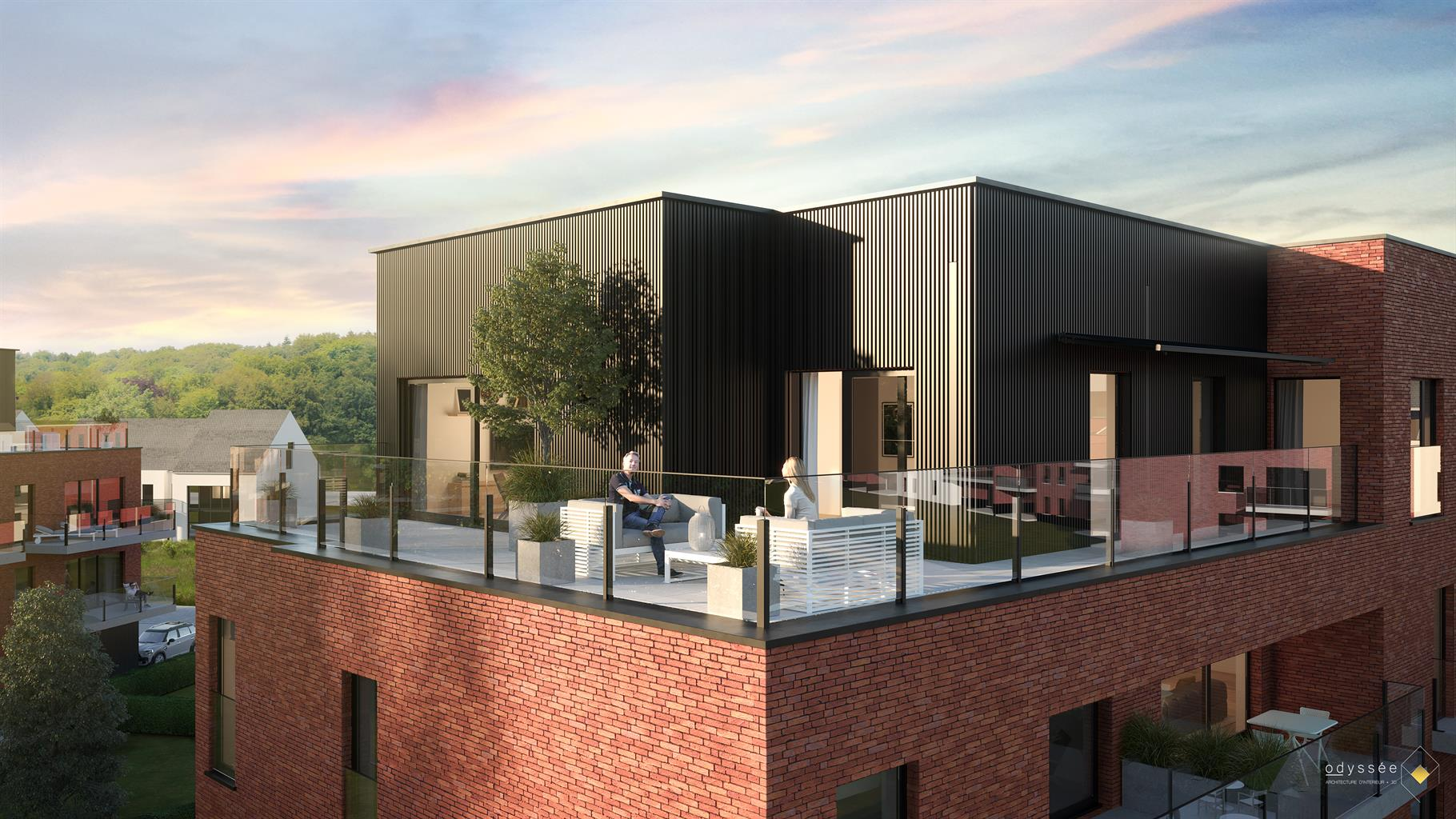 Appartement - Mont-Saint-Guibert - #4270913-8