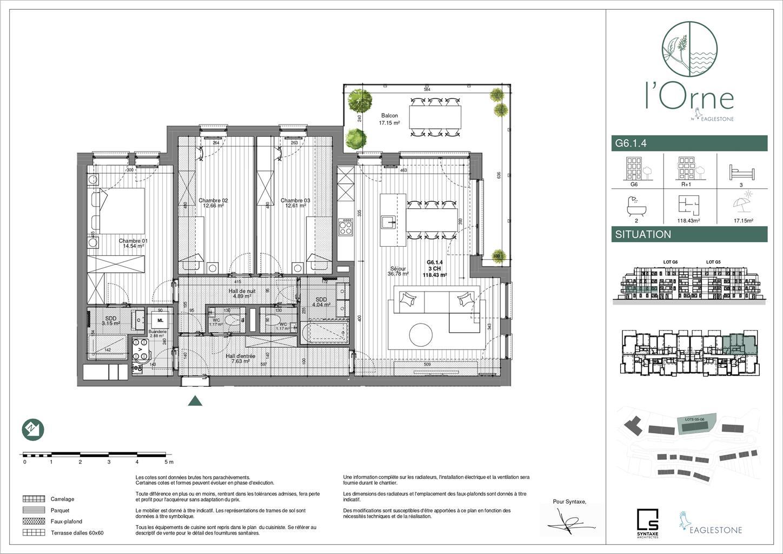 Appartement - Mont-Saint-Guibert - #4270913-0